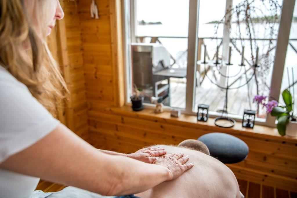 taktil massage sundsvall